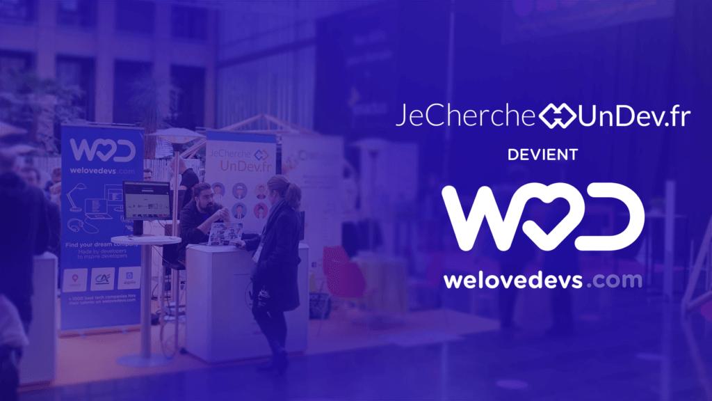 """""""Pourquoi nous devenons WeLoveDevs.com"""" - Damien Cavaillès - Medium"""