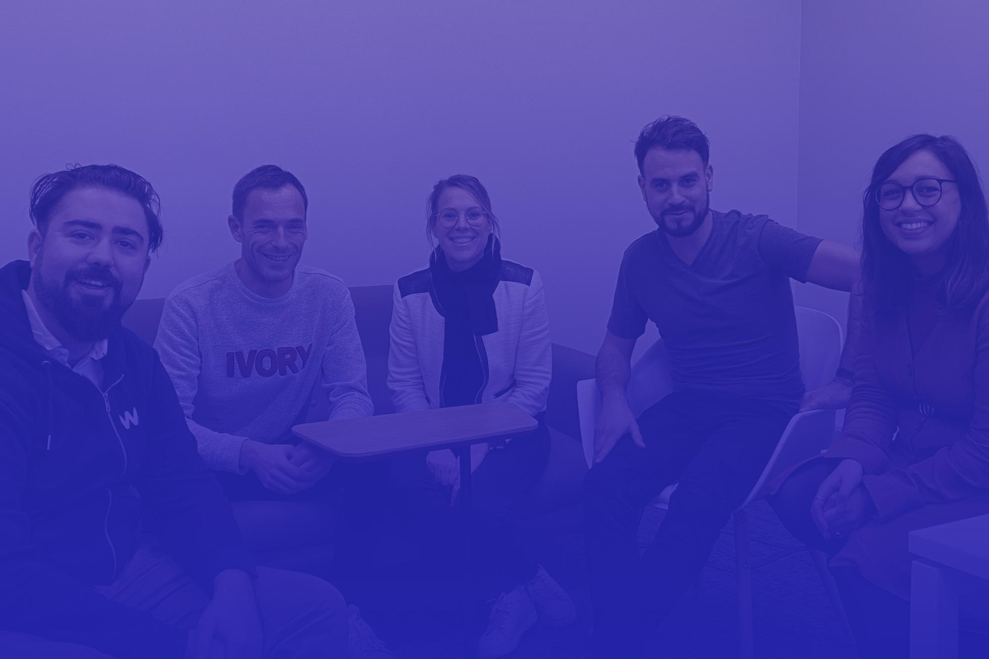 Le Podcast #11 – On parle parentalité au travail avec Delphine Cochet et Pascal Van Hoorne